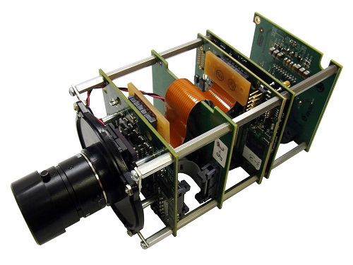 Electronic Product Design Services Example CCD Camera