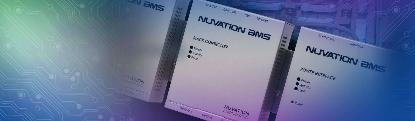 Nuvation BMS