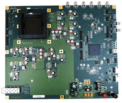 Ball-Grid-Array-IC-Test-Board