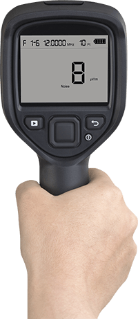 Handheld RF Leakage Detection Device