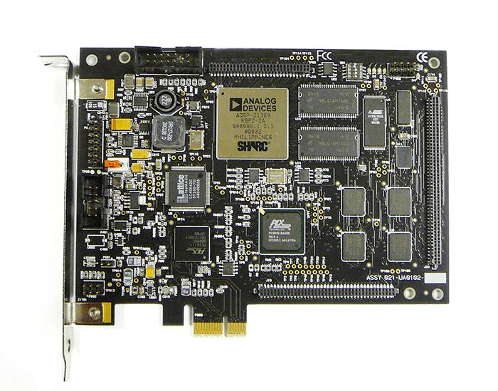 Pro-Audio Processor Board