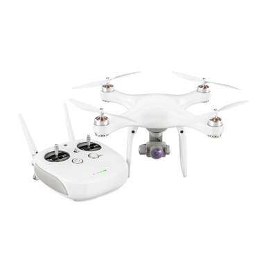 Drone and remote controller